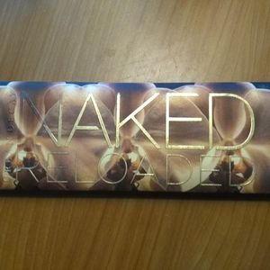 Naked Reloaded Pallette